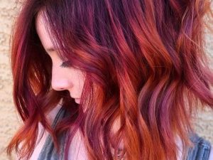 Best Color Highlights For Red Hair2